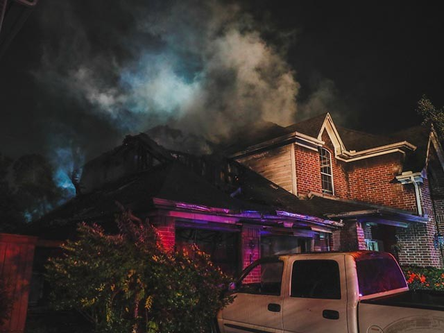Anonymous Donor Gifts Texas Family $100,000 After Fire Ravages Home