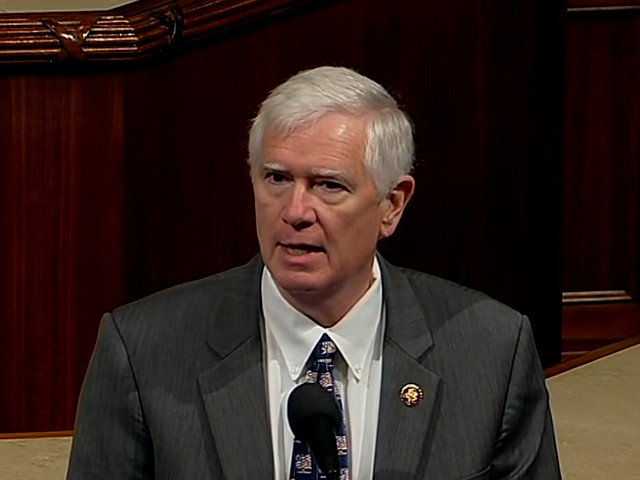 Mo Brooks on 2020 Election: Massive Voter Fraud, Election Theft 'to a Degree Never Before Seen in the History' of the U.S.