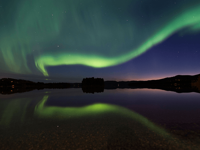 Northern Lights Could Be Visible over Michigan Due to Solar Flare