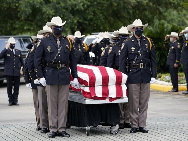 2020: Police Line-of-Duty Deaths Exceed 300 -- 184 from COVID-19