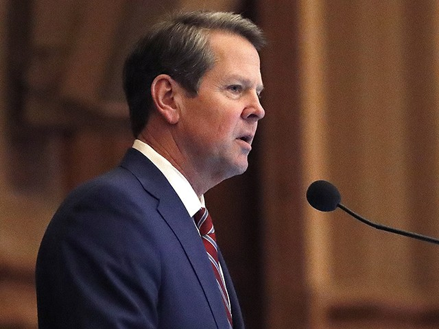 GA Gov. Kemp: 'There Is Going to Be Transparency in the Runoff Election'