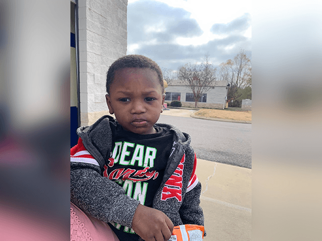 Toddler Abandoned Outside Mississippi Goodwill with Note, Change of Clothes