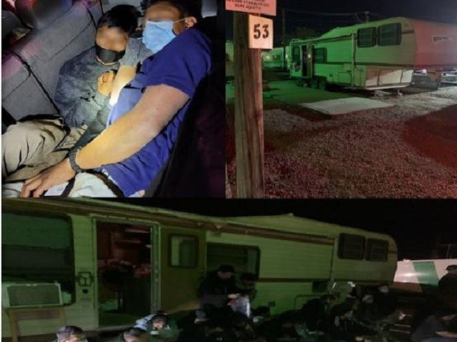 Traffic Stop Leads to Bust of California Human Smuggling Stash House near Border