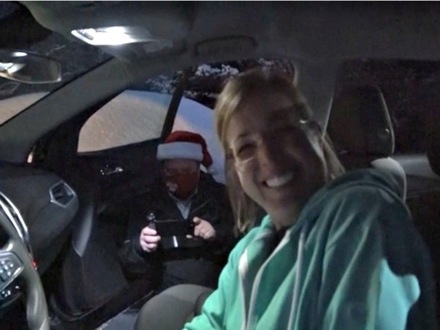 WATCH: Secret Santa Surprises Wife of Terminal Cancer Patient with Car, $6,000