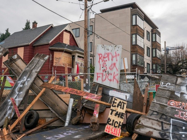 Portland Mayor Caves to Anti-Eviction Anarchists, Says More Occupations May Follow