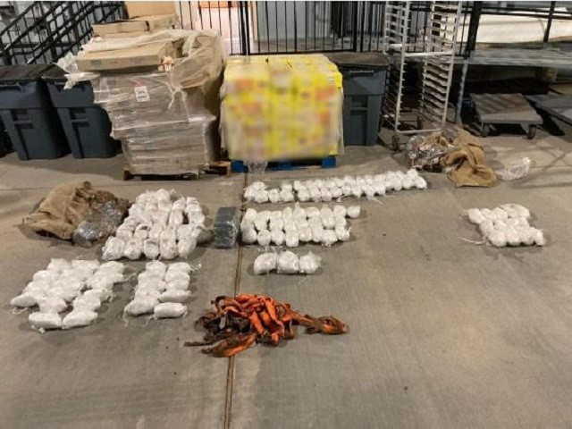 165 Pounds of Meth, Cocaine Seized After Ultralight Aircraft Delivery in California near Border