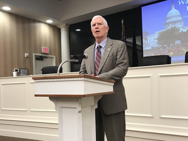 Rep. Mo Brooks: 'Momentum Is Building Strongly in Favor of Fighting Various State Submissions of Electoral College Votes'