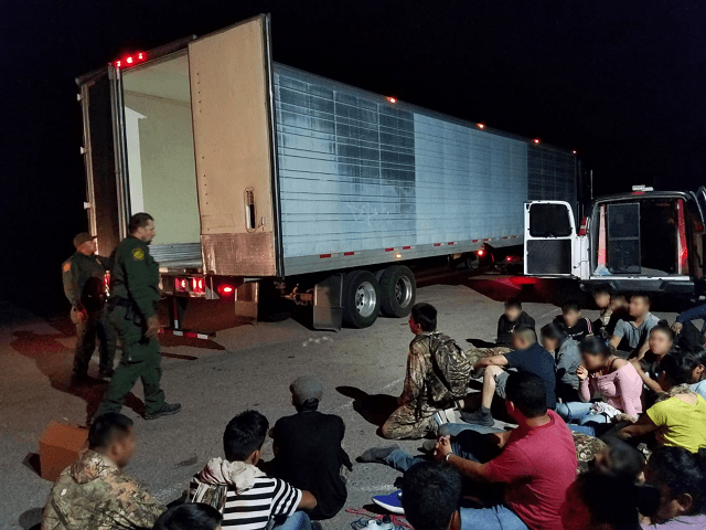 Apprehensions Jump 182 Percent in One Texas Border Sector