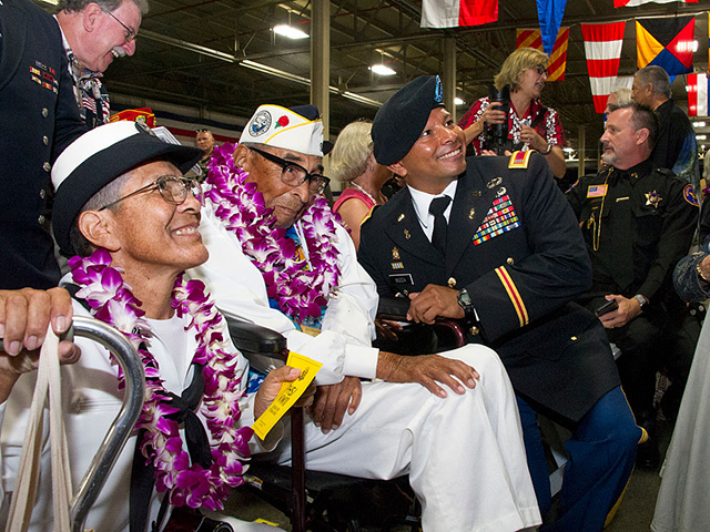 Oldest Pearl Harbor Veteran to Get Post Office Named After Him