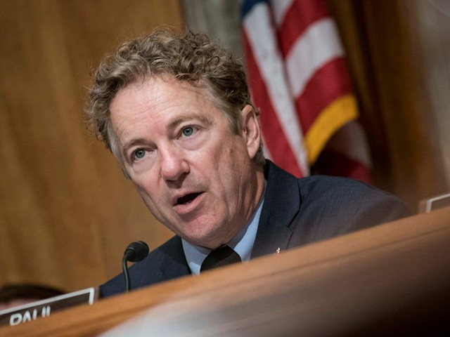 Rand Paul: 'No Real Evidence' Lockdowns, Restrictions Changing the Trajectory of COVID-19