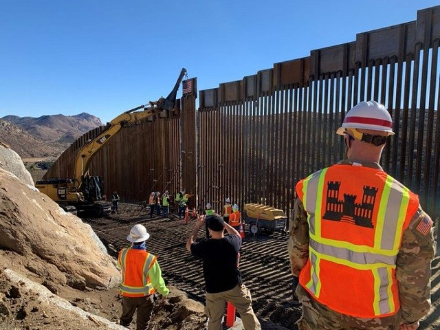 CBP: 450 Miles of New Border Walls Completed -- Funding for 350 More Approved