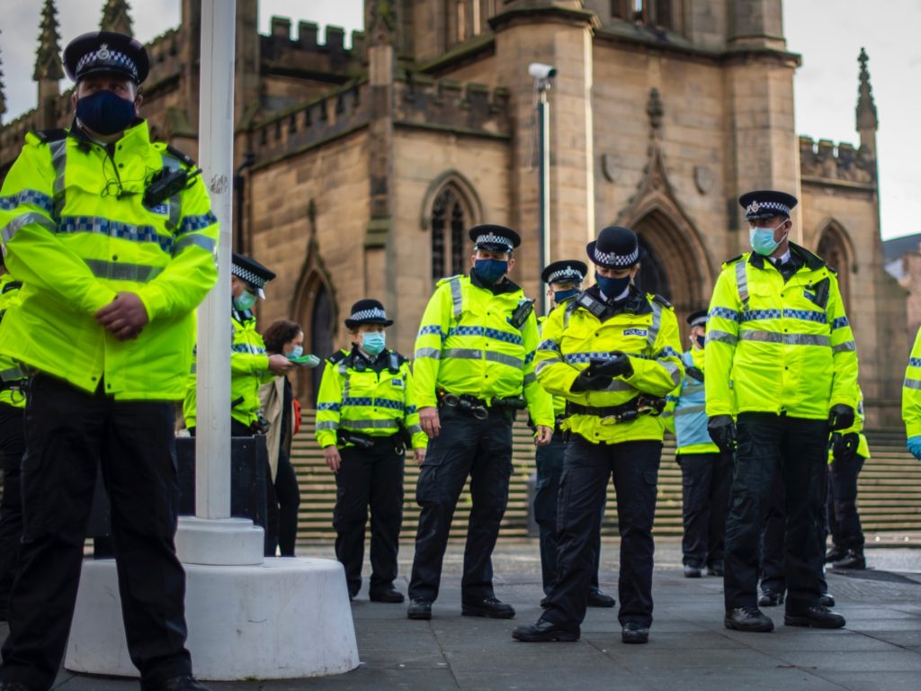 UK's Covid Cops Call for Power to Invade Private Homes to Break up 'Illegal Gatherings'... Again