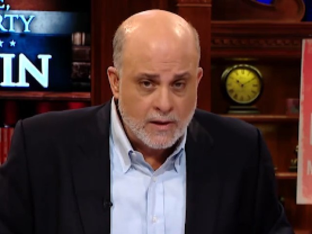 Mark Levin: Media 'Exploiting' What Took Place on Capitol Hill -- 'Trying to Silence' Conservatives, Republicans