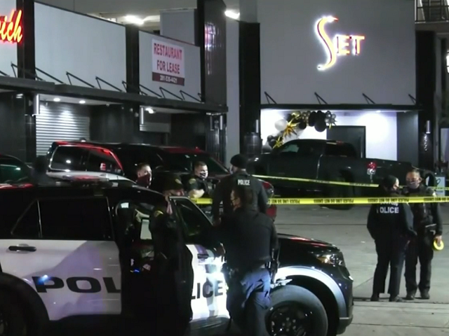 Three Texas Deputies Shot, 1 Woman Killed in Nightclub Fight