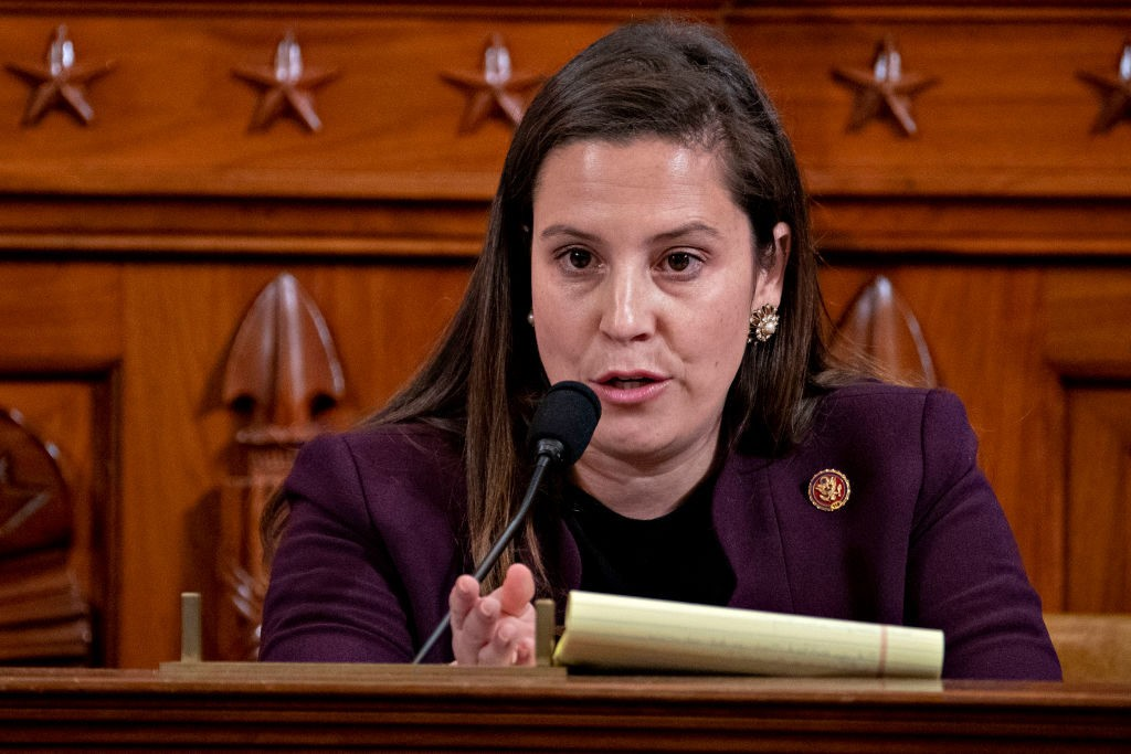 Report: Elise Stefanik to Object to Certifying Electoral College Results