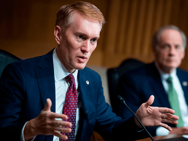 Lankford on Election Commission Challenge: 'This Is Exactly How It Was Set Up in 1876,' 'We Think It's a Good Plan'
