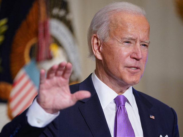 Report: Joe Biden to Make Climate Change Top Priority, Targeting Oil and Gas Industries