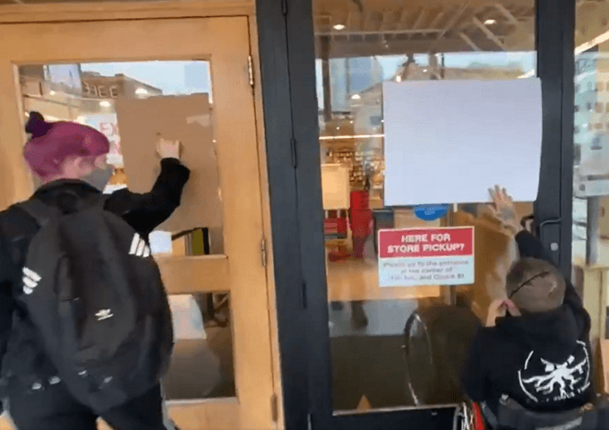 WATCH: Antifa Forces Portland Bookstore Closure over Journalist's Forthcoming Book