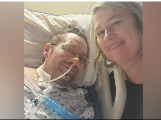 Man Survives Coronavirus in Coma Thanks to Wife's Voice: 'She's My Angel'
