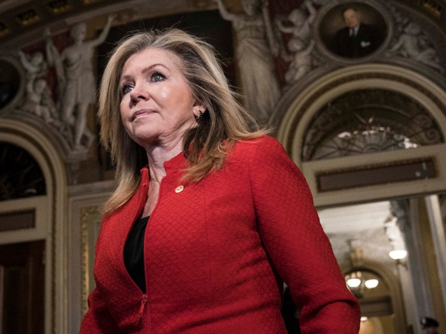 Blackburn on Senate Republican Electoral College Challenge: 'We Should Get Answers to This'
