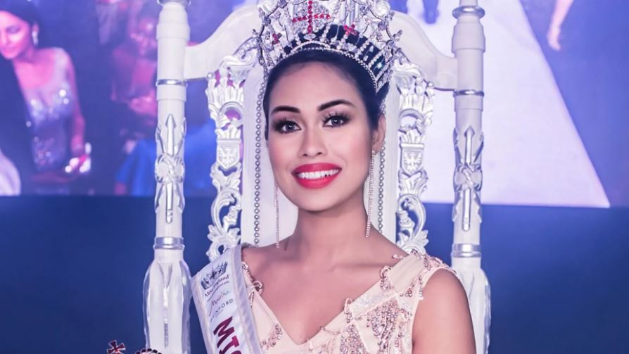 Doctor, Miss England gets COVID-19 vaccine, shares story: 'So grateful'