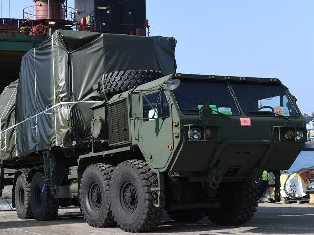 Israel Delivers Second Iron Dome Defense System Battery to U.S. Army