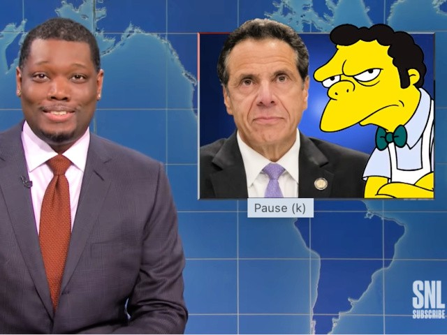'Saturday Night Live' Praises Gov Andrew Cuomo amid Covid-19 Scandal