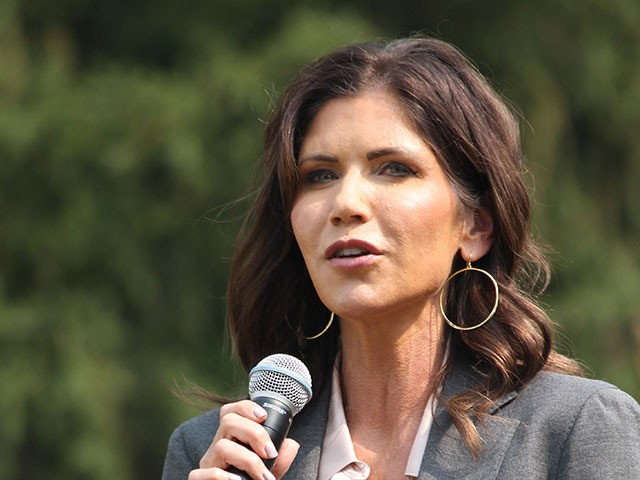SD Gov. Noem Reacts to Lawmakers Rejection of Trans Bill Revision with Executive Orders