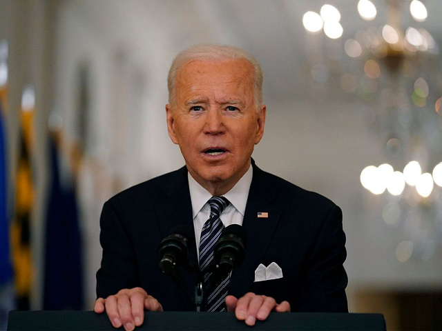 Report: Biden Infrastructure Plan to Spend $4 Trillion, Increase Taxes by $3 Trillion
