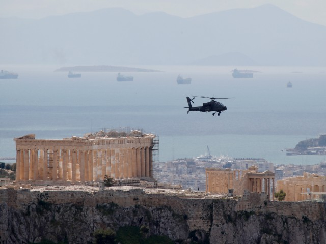 ATHENS, Greece (AP) — Greece's government announced plans Friday to reopen the Acropolis in Athens and other ancient sites nationwide and provide free weekly rapid tests for COVID-19 for all the country's residents as it prepares to restart the tourism se