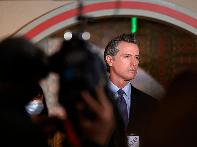 Campaign to Recall CA Gov. Gavin Newsom Called Racist for Referring to Coronavirus as CCP Virus