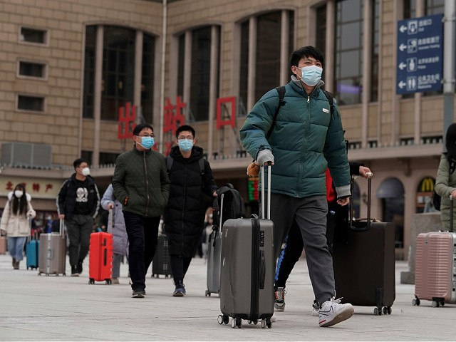 China Asks Biden to Lift Travel Ban, But Only to Vaccinated People