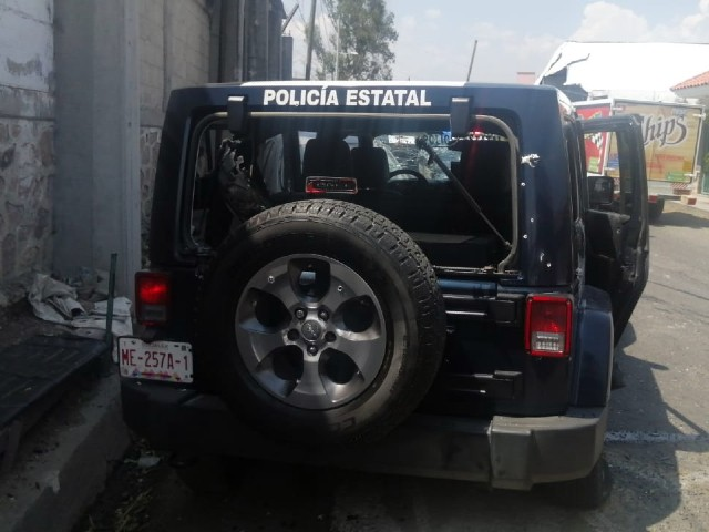 GRAPHIC: Cartel Ambush Kills 13 Cops in Central Mexico