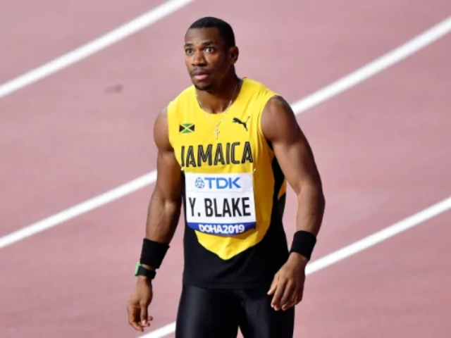 The International Olympic Committee (IOC) isn't currently requiring athletes to take the Covid vaccine. However, if they try, Gold Medalist Yohan Blake will be having none of it.