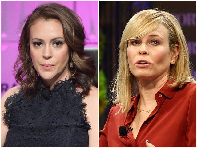 Alyssa Milano, Chelsea Handler Push Biden to Take Action on Slavery Reparations