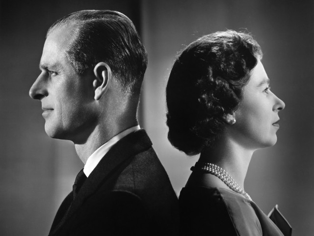 The Duke of Political Incorrectness: Prince Philip and the Queen in Pictures