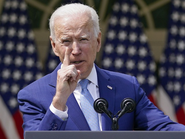 Biden Doubles Down on Push to Remove Frivolous Lawsuit Protections for Gun Makers