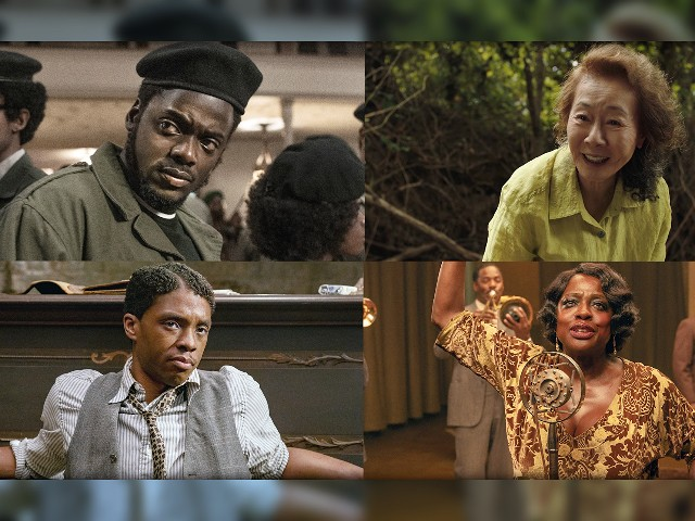 SAG Awards Makes History With All 4 Film Acting Awards Going to Minorities