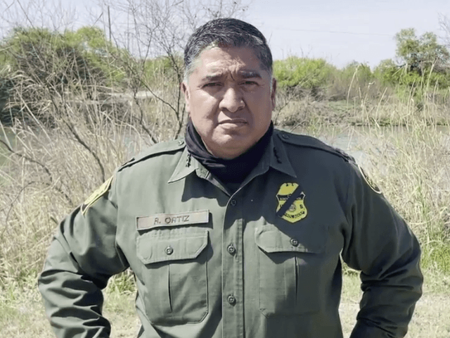 EAGLE PASS, Texas -- United States Border Patrol Deputy Chief Raul Ortiz spoke with Breitbart Texas Thursday as he completes a tour of the South Texas sectors. Chief Ortiz says COVID-19 makes this surge different from others witnessed throughout his caree