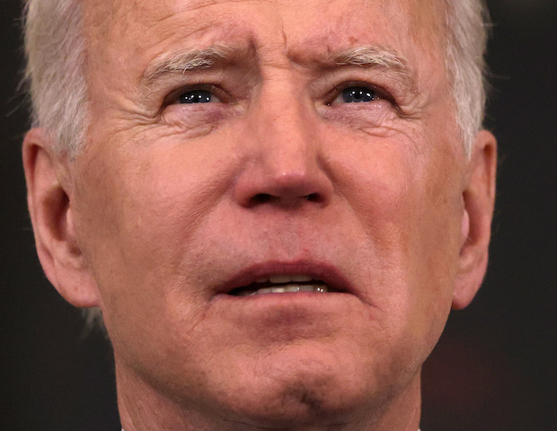 Joe Biden Defensive About 'Evolved' Definition of Infrastructure