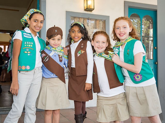 Girls Scouts Announce $500,000 Campaign for 'Anti-Racist' Programming