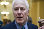 GOP Sen. Cornyn: As Part of Our Oversight, We Look into Trump Whistleblower