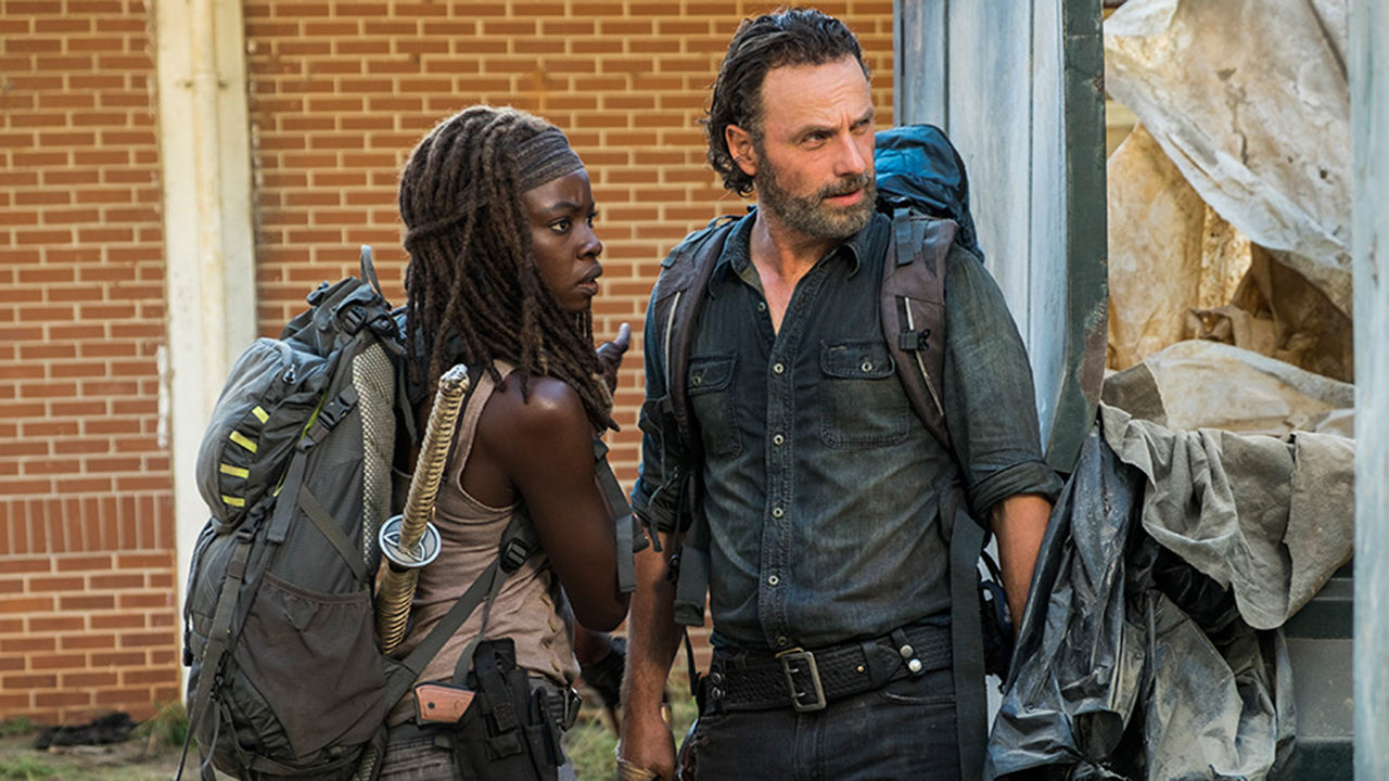 walking dead season 8 reportedly resumes filming after