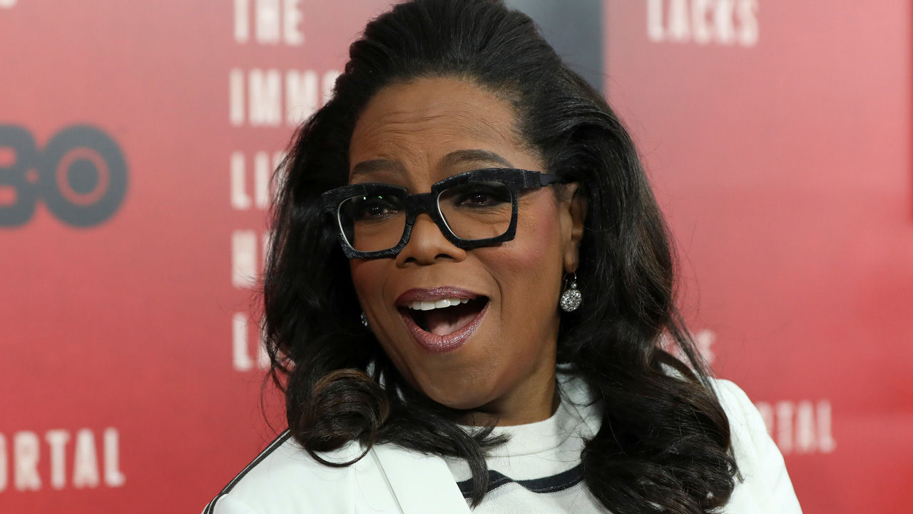 Oprah Winfrey To Receive Cecil B Demille Award At 2018