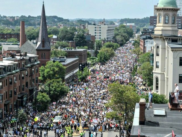 Boston Free Speech Rally Disbanded After Thousands of ...