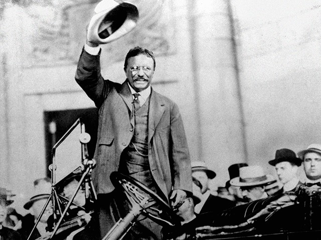 Virgil — Teddy Roosevelt's Hammer: How the 'Great Trust Buster' Built the American Dream