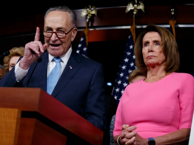 FiveThirtyEight: Dems Could 'Lose Five Senate Seats,' Remain House Minority in One of Most Positive 2018 Outcomes