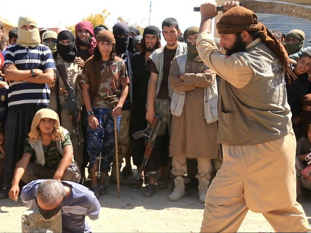 GRAPHIC PHOTOS: Islamic State Executes Alleged Sex Criminal, Beheads 'Magician'
