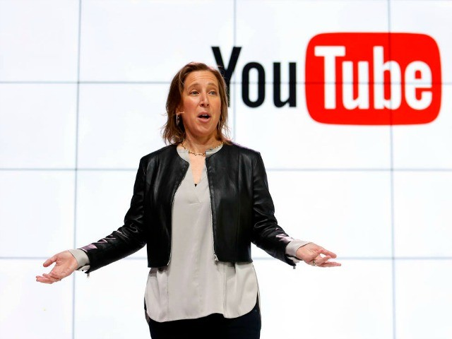 YouTube CEO Claims Discrimination Rampant In Tech Industry