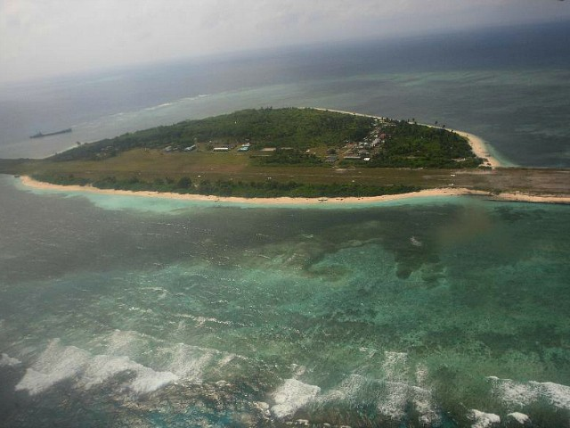 World View: Chinese Vessels Massing Near Philippines Island in South China Sea